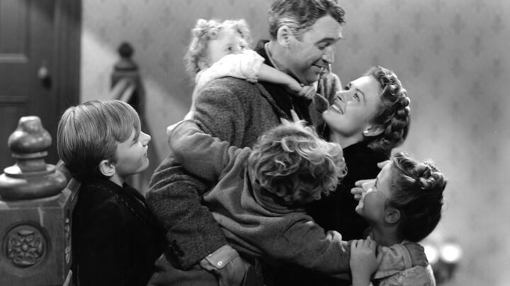 It's a wonderful life BFI