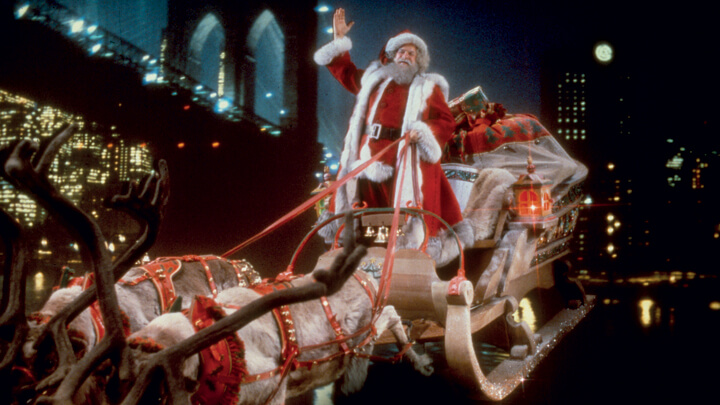 Santa Claus The Movie BFI