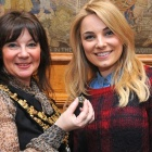 TV PRESENTER SIAN WELBY RECOGNISED FOR SUPPORTING DISABLED PEOPLE IN SOUTH LONDON