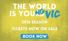 The world is yours. The world is Young Vic.