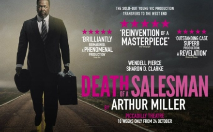 COMING SOON: DEATH OF A SALESMAN