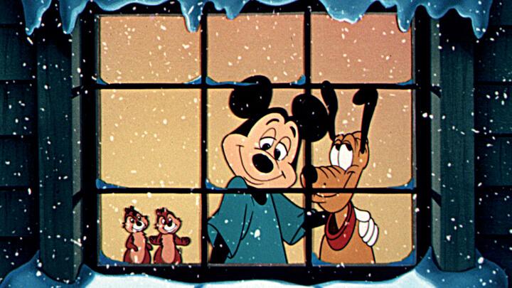 Disney Christmas BFI