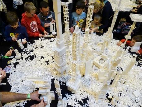 Lego Children Fun Festive