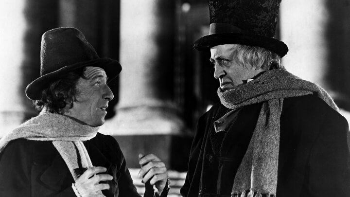 Scrooge BFI